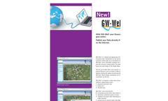 GW-Web - Modern Web Application - Brochure