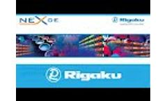 Rigaku NEX DE FAST SDD EDXRF Spectrometer - Video
