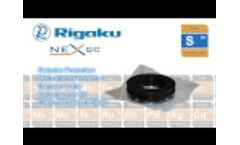EDXRF Sulfur Determination - Video