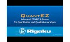 Rigaku NEX QC+ QuantEZ (with English Captions) - Video