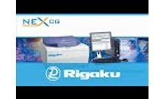 Rigaku NEX CG Cartesian Geometry EDXRF Spectrometer (English Subtitles) - Video