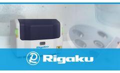 Rigaku NEX DE VS Variable Spot Size EDXRF Spectrometer with QuantEZ Software - Video