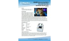 Elemental Analysis for Silicone Coat Weight by EDXRF / XRF