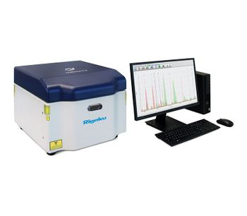 Rigaku - Model NEX CG II - EDXRF Elemental Analysis for Industrial Quality Control to Advanced Research Applications