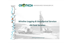 Geotech S.A. - Georesources Technology S.A. Oil Field Services - Brochure