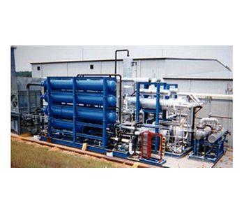 Ammonia Absorption Refrigeration