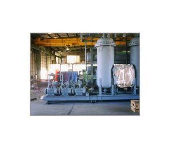 Algae Biodiesel Production