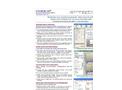 Streamline-ENV - Environmental Monitoring Software - Datasheet