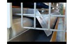 MSE Filter Press Automatic Drip Trays - Working Principle Video