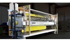 MSE Filterpressen - Membrane Filter Press