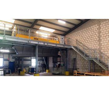 Conveyor System for Filter Cake Discharge-4
