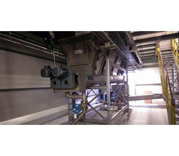 Conveyor System for Filter Cake Discharge-3