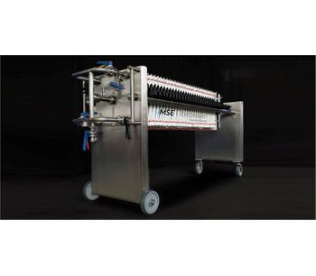 Stainless Steel Filter Press-2