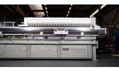 MSE Filterpressen - Semi-automatic Filter Presses