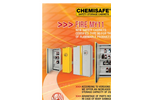 FIRE MY11 Safety Cabinets Certified Type 90 Brochure