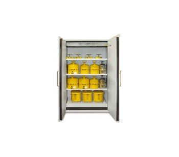Chemisafe - Model BACMY11 and BBACMY11 Series - Safety Cabinets