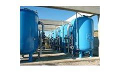 Model 8 FAS/R 250 - Filtration Plants