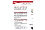 Vibro - SiL-mini - Silicone Vibration Isolators Brochure