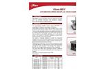 Vibro Model MSV Antivibration Spring Mounts Brochure