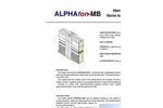 ALPHAfon-MB Brochure