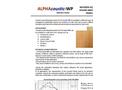 ALPHAcoustic-WP Brochure