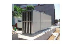 ALPHAfon-IC - Generator Sound Insulation Cover