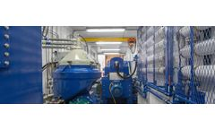Dolphin Centrifuge - Model ORS - Containerized Oil Recovery System - Class 1 Div 2 Hazardous Location Certified
