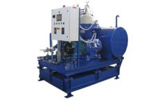 Alfa Laval - Model WHPX513 - Centrifuge for Used Industrial Oil Recovery