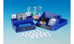 Palintest - Model Pocket Kit - Calcium Hardness 0 – 500mg/L, PK Comparator PK 077