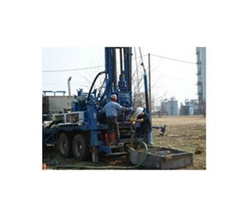 Auger Drilling / Mud Rotary Services