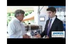 Andritz Separation at IFAT 2016 Video