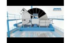 Andritz Separation - Hyperbaric Disc Filter for Dewatering of Finest-Grain Suspensions Video