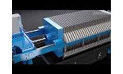 ANDRITZ Separation Filter Press Sidebar SP - Air Over Oil (Trailer) Video