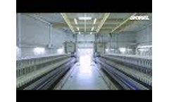 ANDRITZ Reference Waste Water Treatment Plant in Liège, BE - Fully Automatic Sidebar Filter Press SE Video