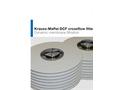 Krauss-Maffei - Model - DCF - Dynamic Crossflow Filter - Brochure