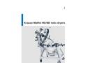 Helix Dryer Vacuum Contact Drying - Brochure