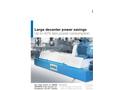 ANDRITZ - D-Type - Large Decanter Power Savings Brochure