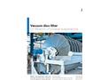 Andritz - Model Stardisc - Vacuum Disc Filter - Brochure