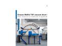 Krauss-Maffei - Model TSF - Vacuum Drum Filter - Brochure