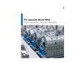 Andritz - Model YU - Vacuum Drum Filter - Brochure