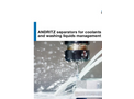 ANDRITZ - Two-Phase and Three-Phase Disc Stack Separators