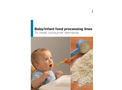 Baby/Infant Food Processing Lines - Brochure