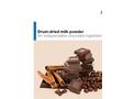 Andritz - Drum-Dried Milk Powder - Brochure