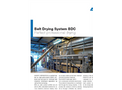 ANDRITZ - Model BDC - Belt Drying System - Brochure