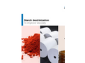 Starch Dextrinization - Brochure