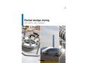 Partial Sludge Drying - Brochure