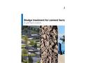 Sludge Treatment for Cement Factories - Brochure