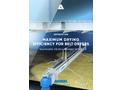 SmartCLEAN - Maximum Drying Efficiency for Belt Dryers - Brochure