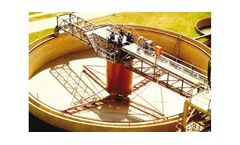 ANDRITZ - Model HR-THK - High Rate Thickener