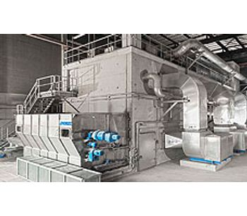 ANDRITZ - Model BDC - Belt Drying System